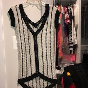 Armani Exchange knit shirt